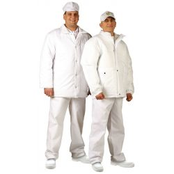 Élelmiszeripari kabát