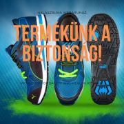 Albatros Freestyle SR blue Munkavédelmi cipő S1P