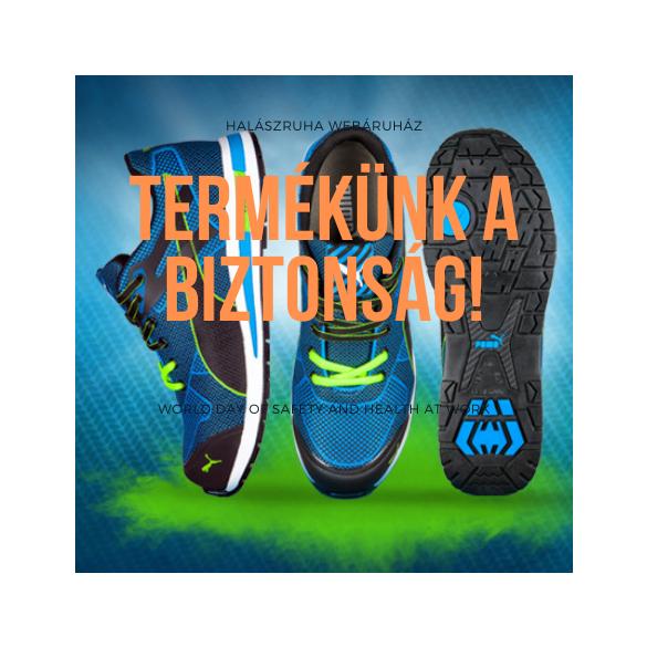 Steelite Tove Trainer védőcipő, S1P