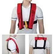 Lalizas automata mentőmellény ISO 12402-3