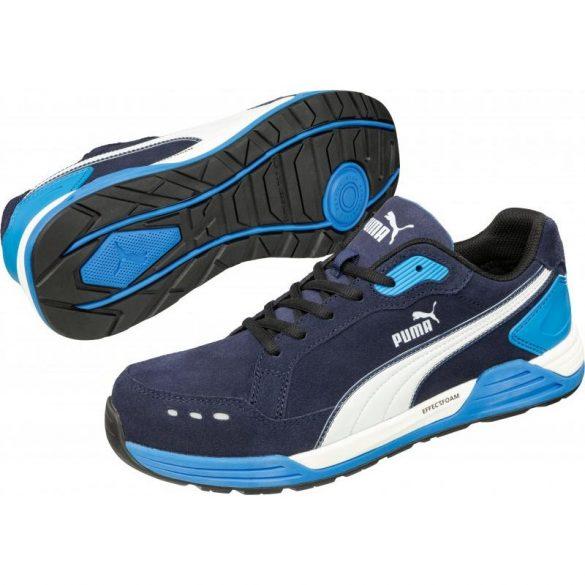 Airtwist Blue Low S3 ESD HRO SRC munkavédelmi cipő