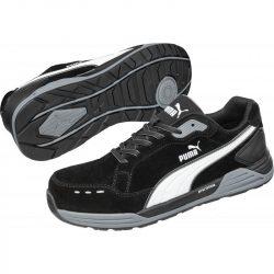Airtwist Black Low S3 ESD HRO SRC munkavédelmi cipő