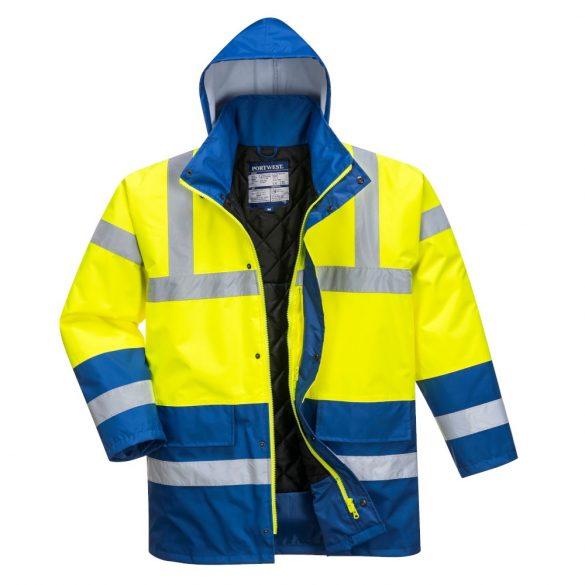 Portwest Kontraszt Traffic kabát