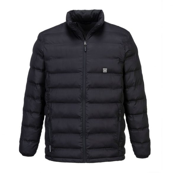 Ultrasonic fűthető dzseki - fekete