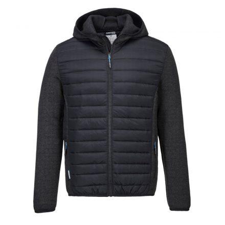 Portwest Baffle kabát  acélszürke