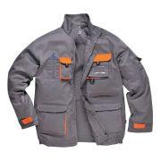 Texo kétszínű kabát